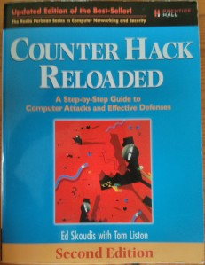 Counter Hack Reloaded Front Cover